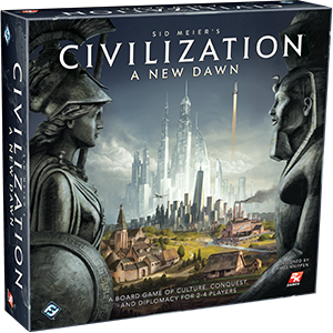 Sid Meier's Civilization: A New Dawn - Game Potion