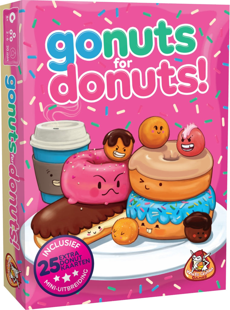 Go Nuts for Donuts - Game Potion