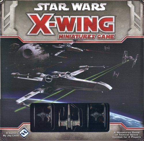 Star Wars: X-Wing Miniatures Game - Game Potion