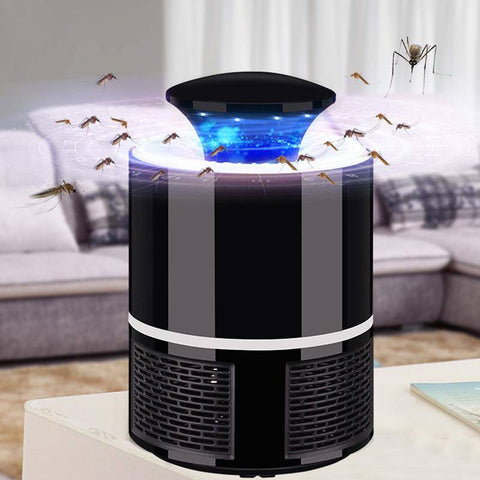 Image of USB Electronic Mosquito Killer Trap LED 110V/220V