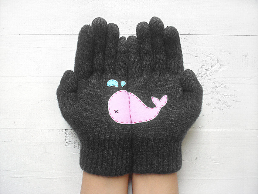 Whale Gloves