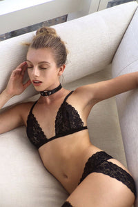 Enigma Bra + Panty - Lingerie, Tights, Stocking, Leggings, gigi*k