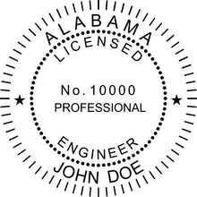Alabama Engineer - Prostamps