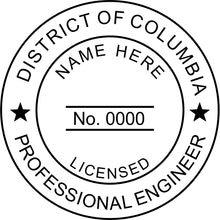 District of Columbia Engineer - Prostamps