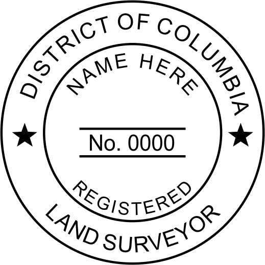 District of Columbia Surveyor - Prostamps