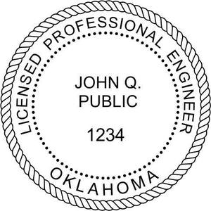 Oklahoma Engineer - Prostamps