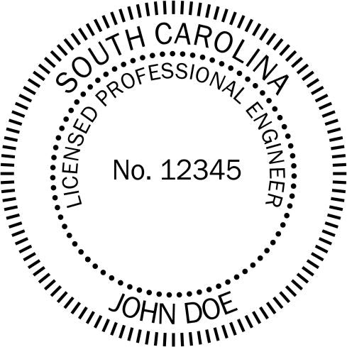 South Carolina Engineer - Prostamps