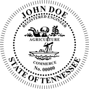 Tennessee Engineer - Prostamps