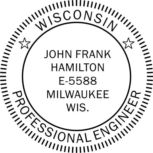 Wisconsin Engineer - Prostamps