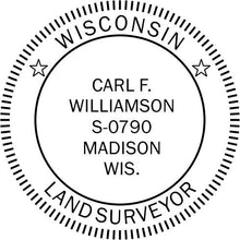 Wisconsin Land Surveyor - Prostamps