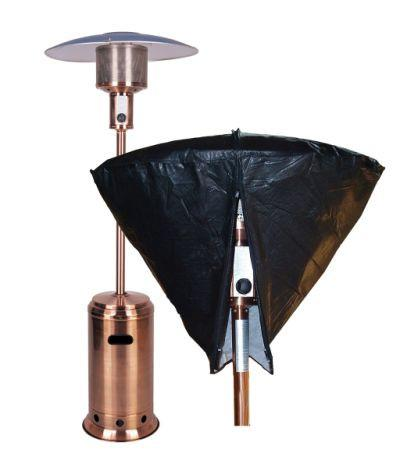 Well Traveled Living 2054 Outdoor Patio Heater Head Vinyl Cover