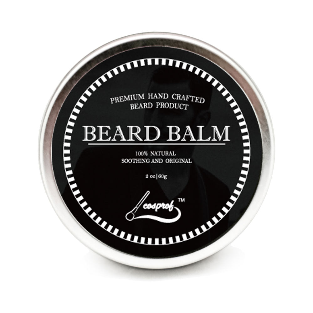 All Natural Premium Beard & Moustache Balm - 60g