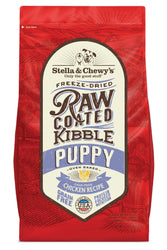 Stella & Chewy's Raw Coated Cage-Free Chicken Recipe Puppy Food