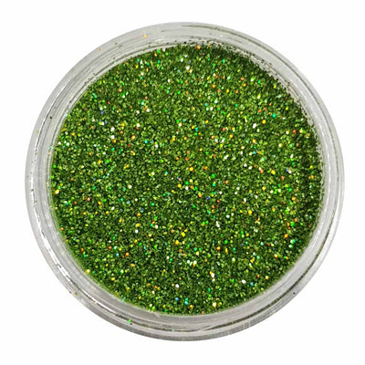 Apple Of My Eye - Green Holographic Loose Fine Glitter