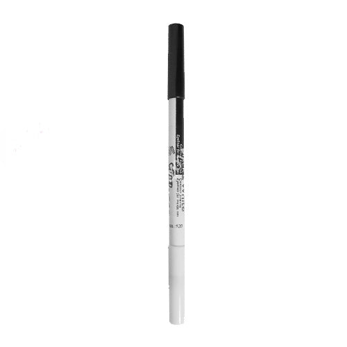 Saffron Double Kohl Eyeliner Pencil - Black & White