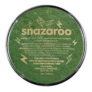Snazaroo Face & Body Paint - Metallic Electric Green