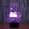 3D Character Lamp