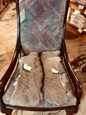 Goat Skin Chair Covers For People and Pets