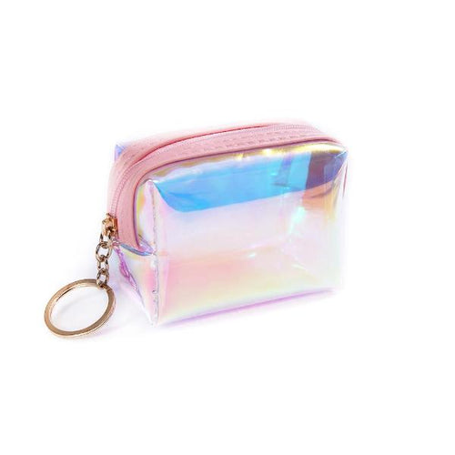 Mini Coin Purse Pink - Kitmate