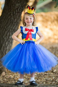 Madeline Dress-Madeline costume-Madeline tutu-Madeline tutu dress