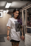 RÄÄKKI x Jessika Elo - the Tattoo T-Shirt (white)