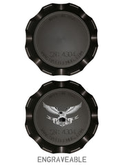Combat Cup Engraved Insignia and Text