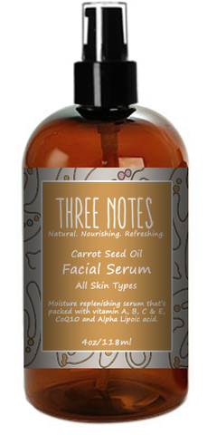 Carrot Seed Oil Serum