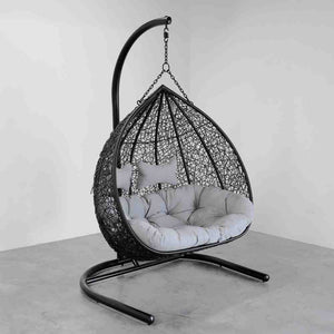 Hanging Egg chair Double