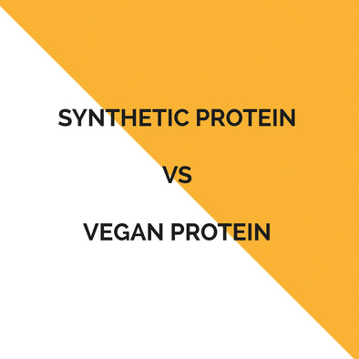 Synthetic Protein vs. Vegan Protein
