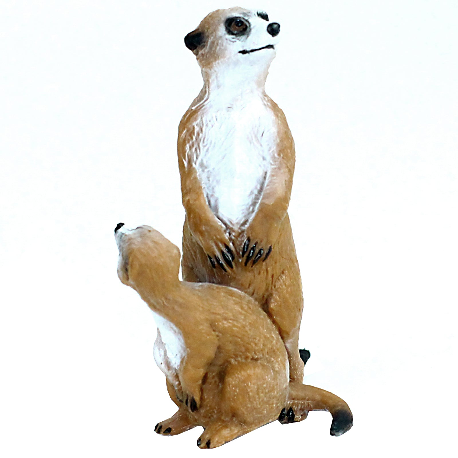 Watching Meerkats Figure Height 3.1-inch