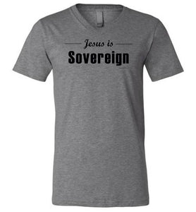 Jesus is Sovereign