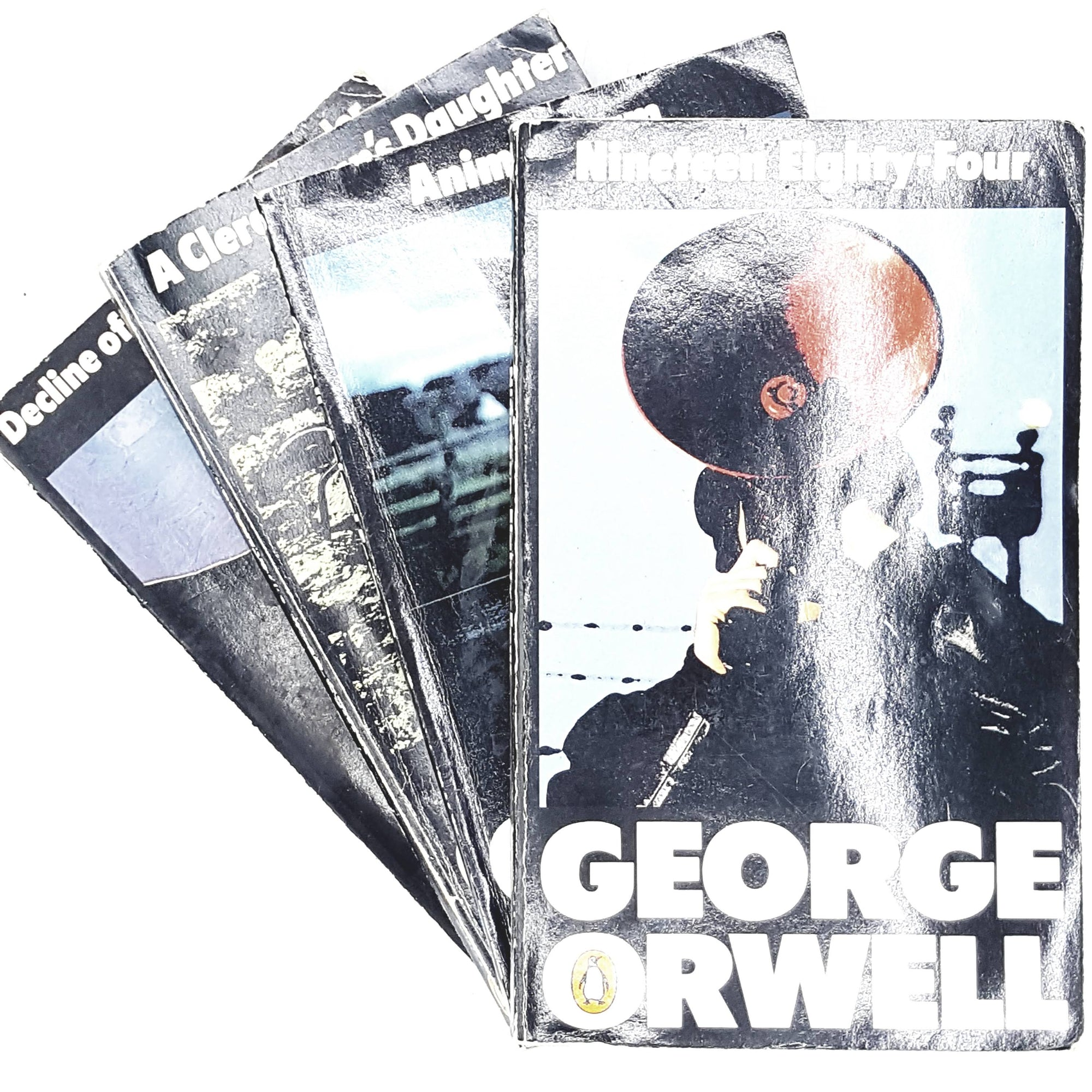 Collection George Orwell set 1975 - 1983