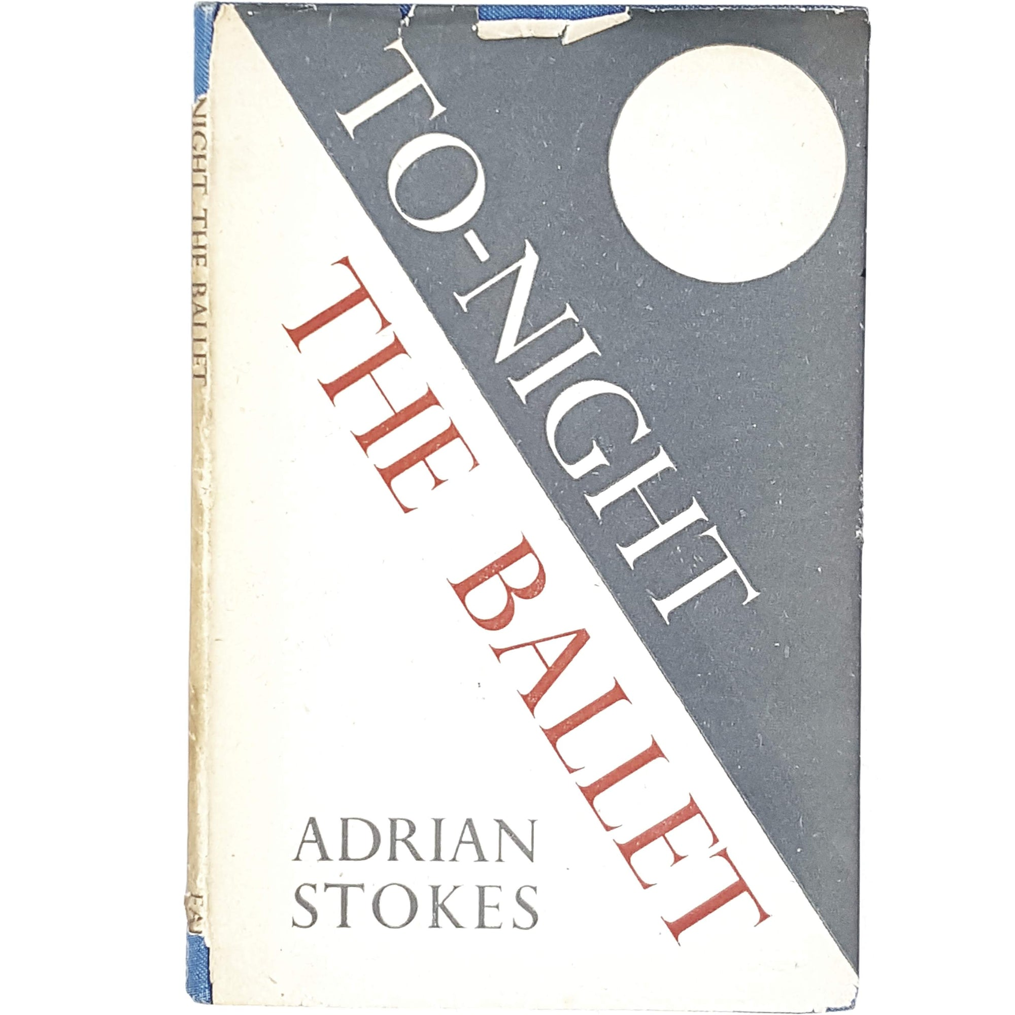 To-Night The Ballet by Adrian Stokes 1944