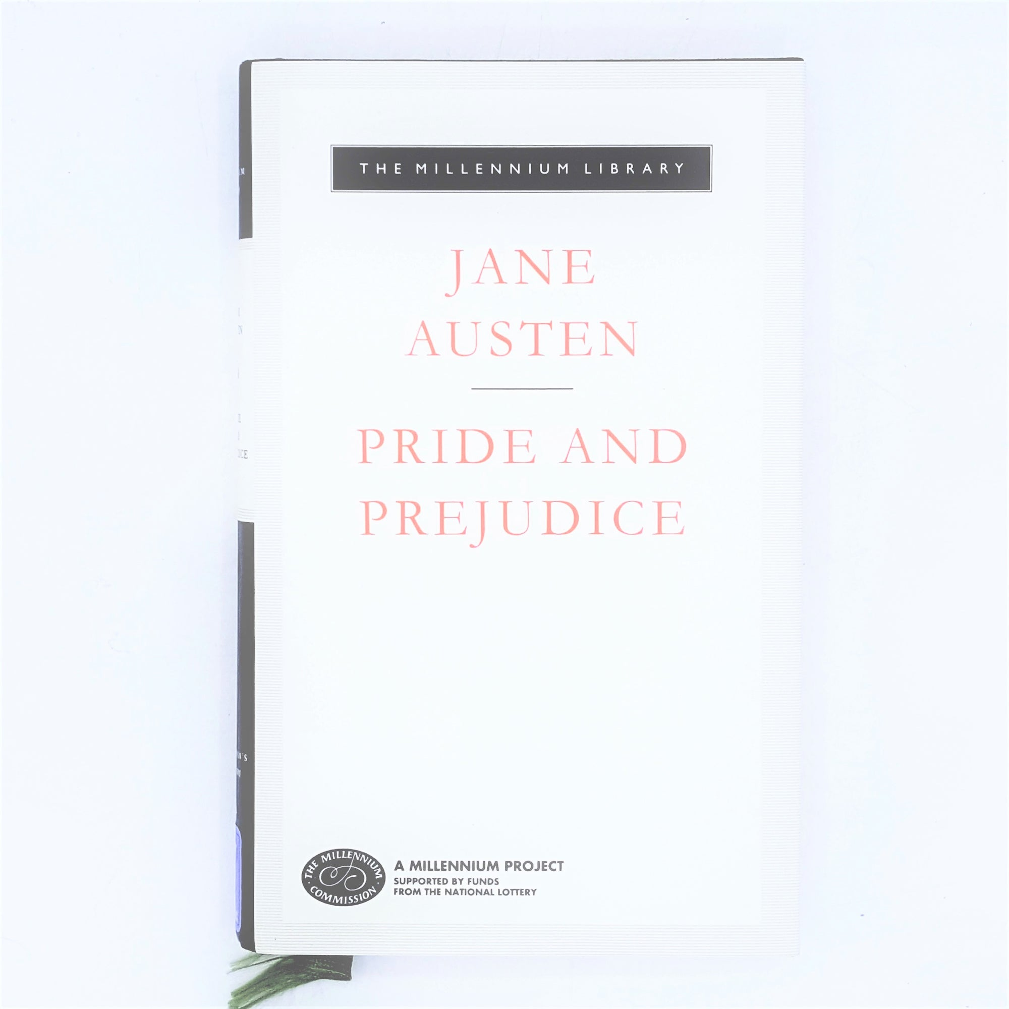 Jane Austen's Pride and Prejudice Millenium Library Edition