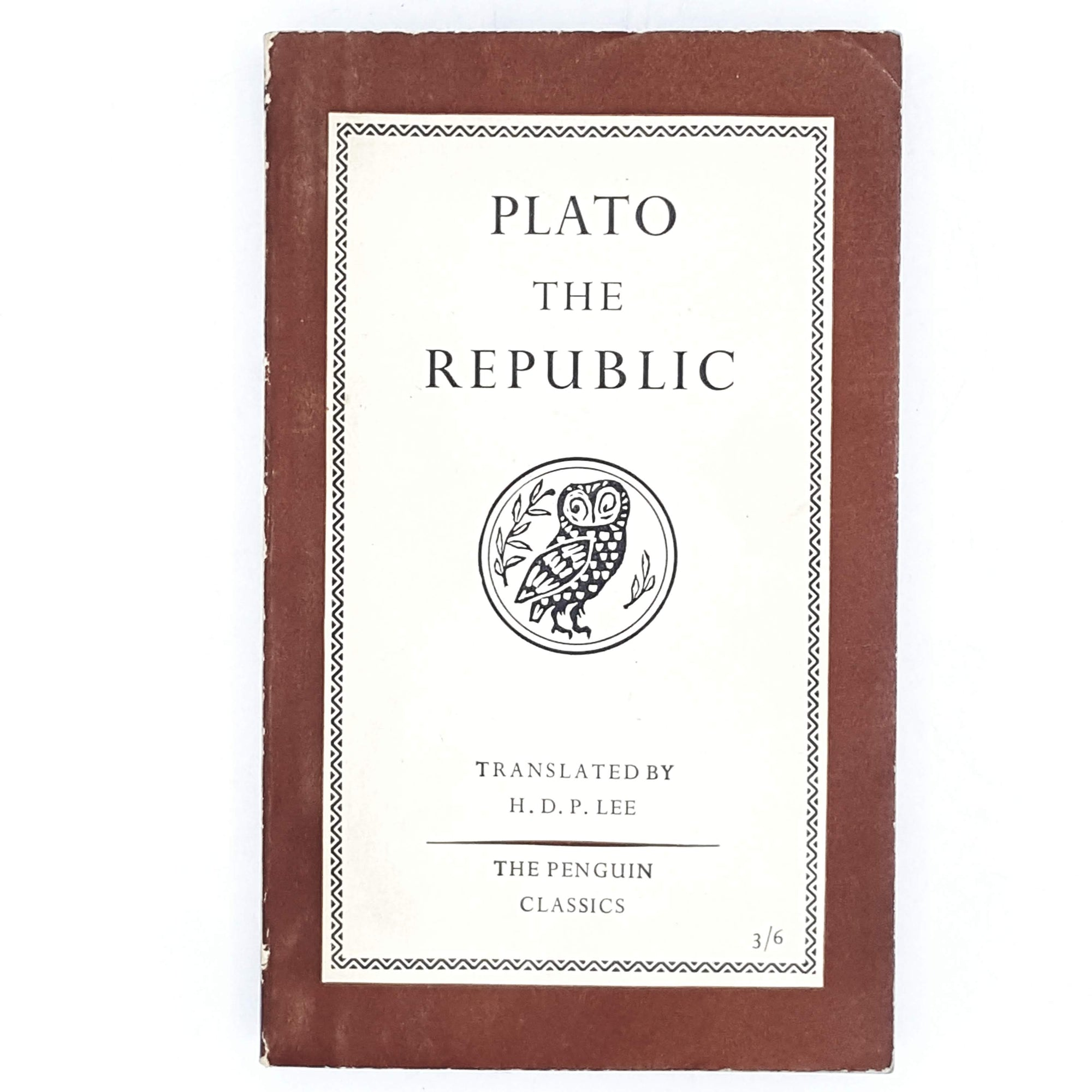 plato-vintage-penguin-brown-philosophy-history