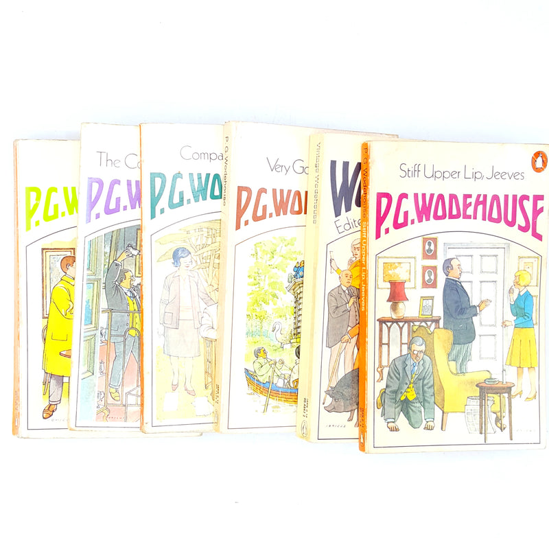 Vintage P.G. Wodehouse Collection