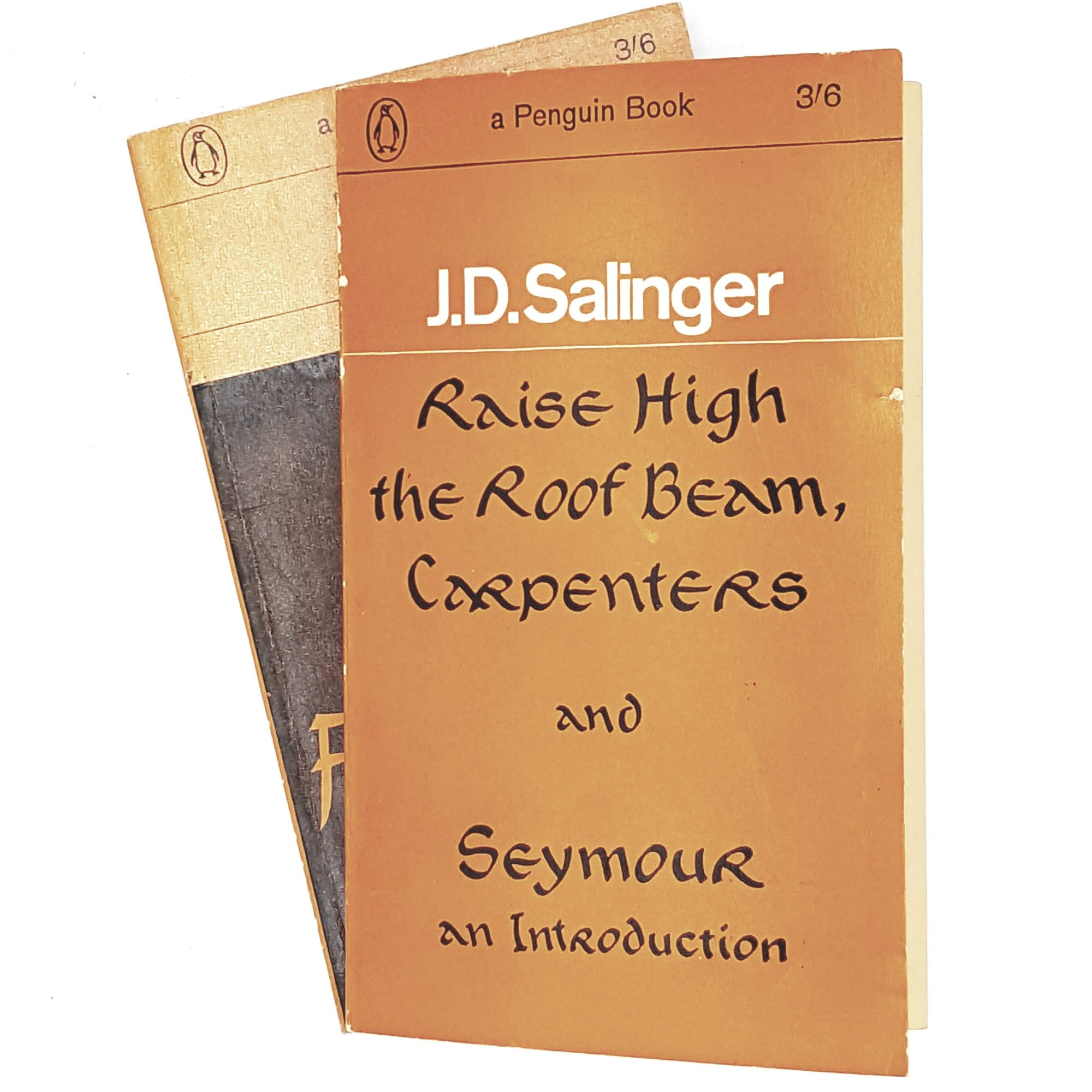 Collection J. D. Salinger Vintage Penguin set 1964