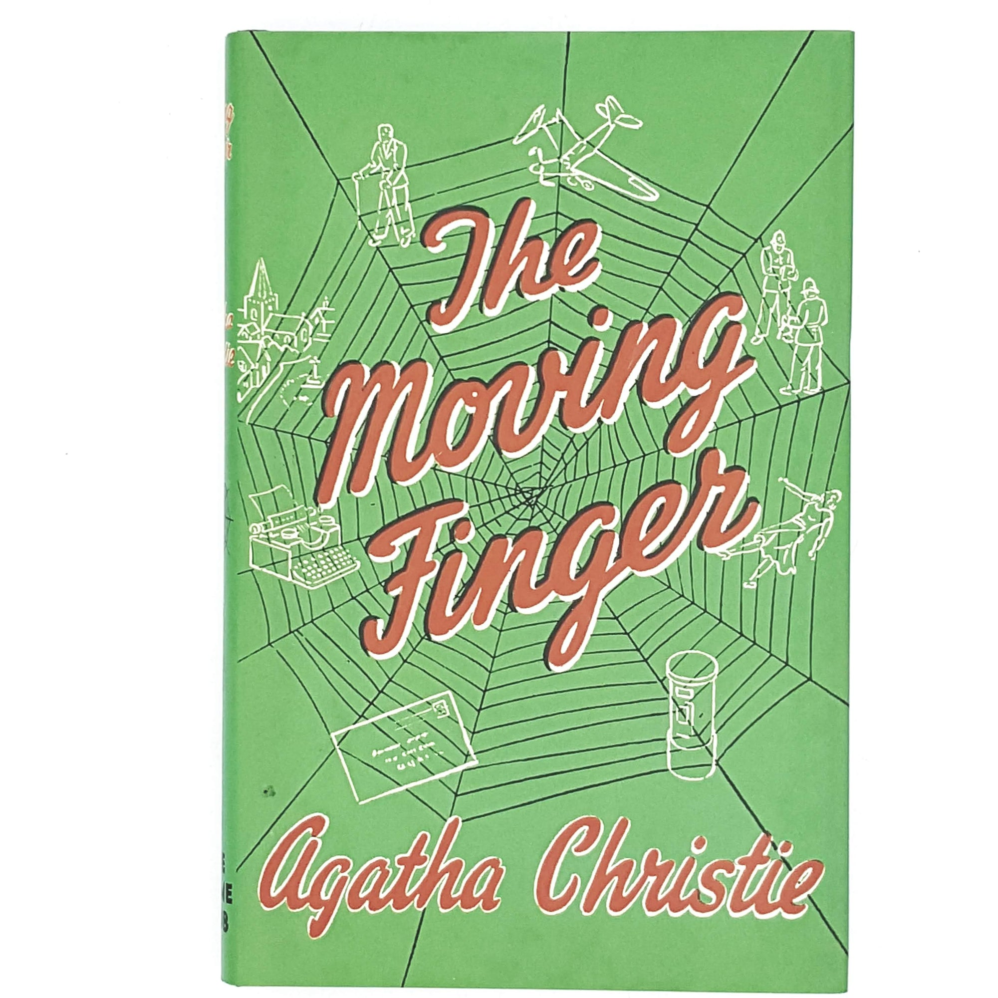Agatha Christie's The Moving Fingers