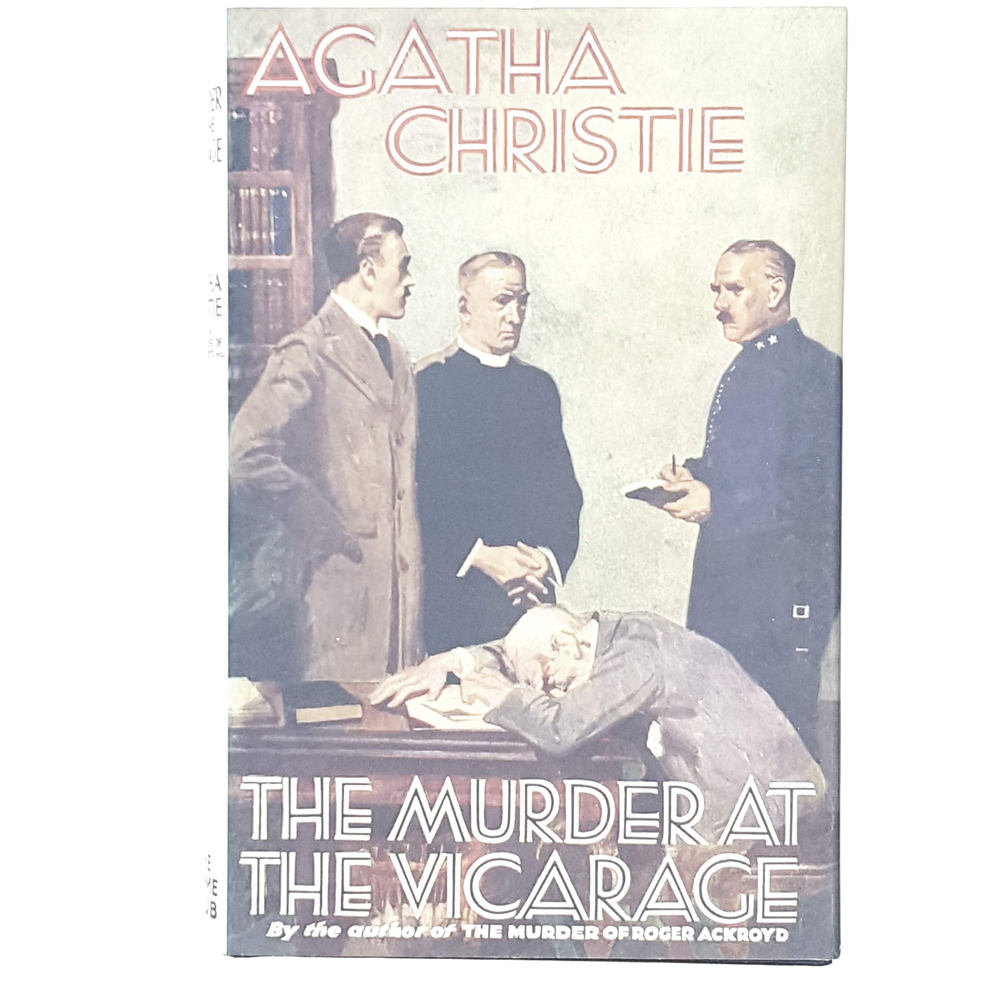 Agatha Christie's The Murder at the Vicarage