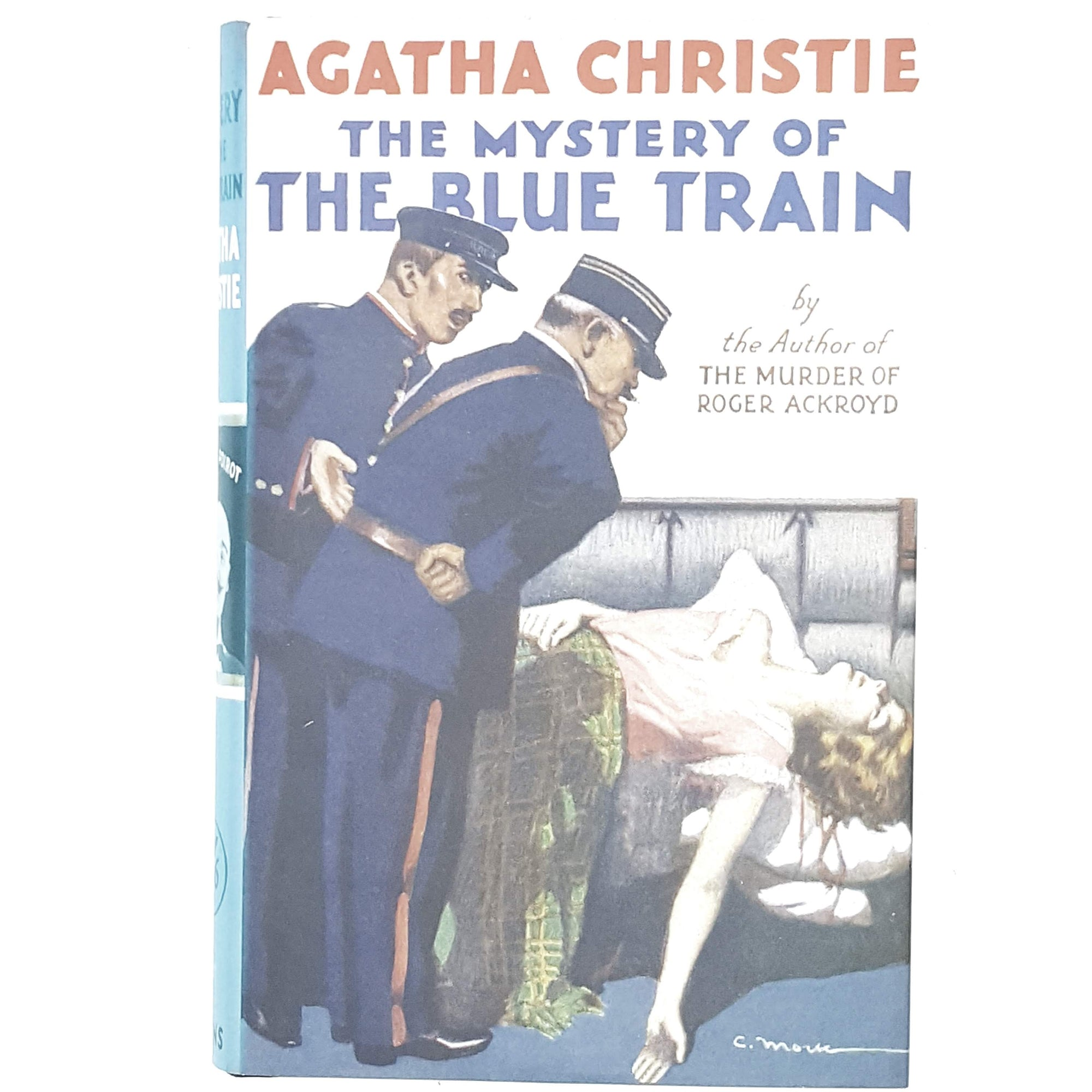 Agatha Christie's The Mystery of the Blue Train