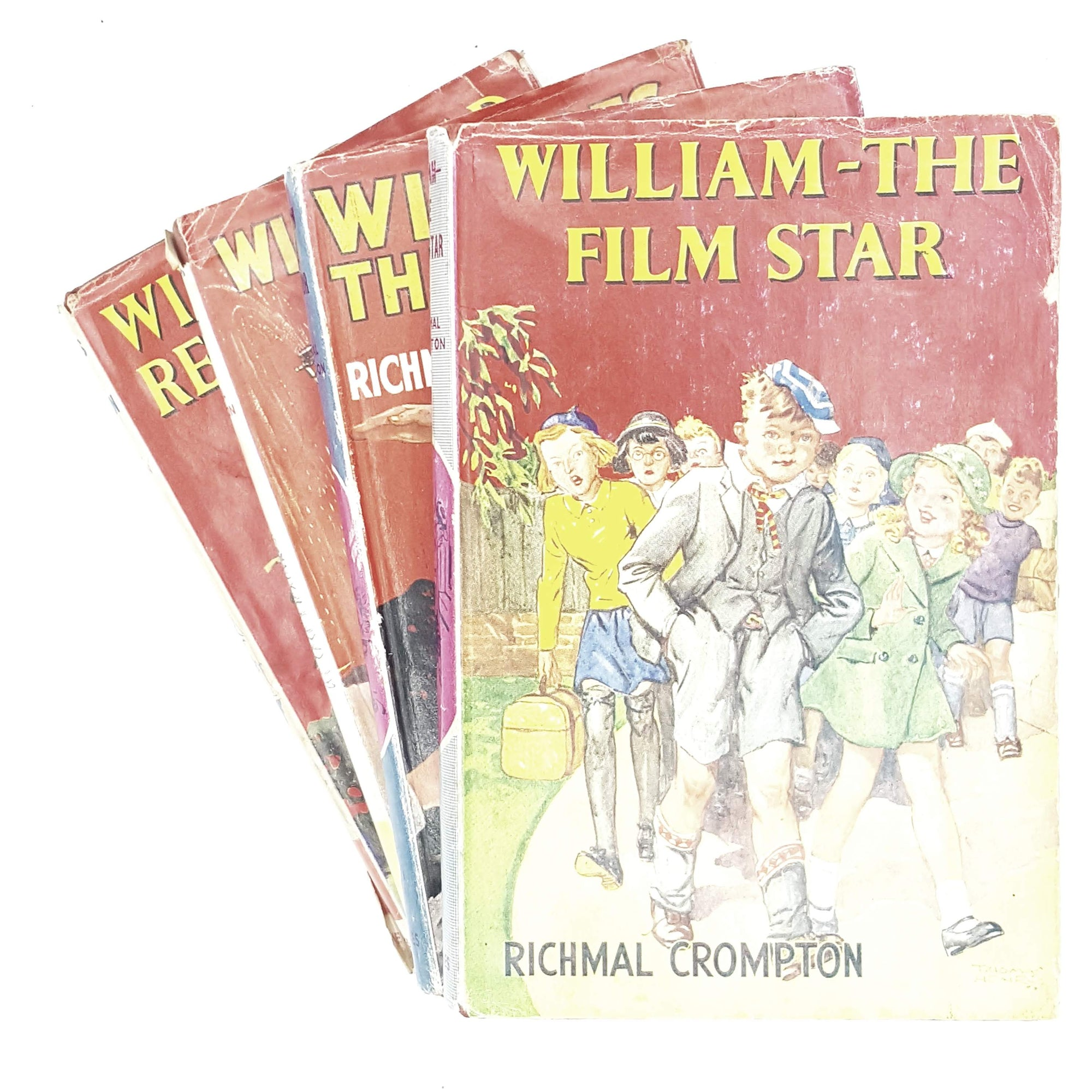 Collection Illustrated Richmal Crompton's William Series 1955 - 1965