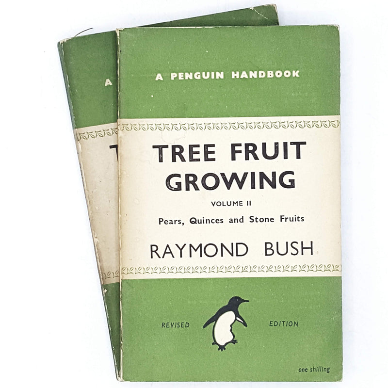 Collection Penguin Handbook Tree Fruit Growing set 1946 - 1949