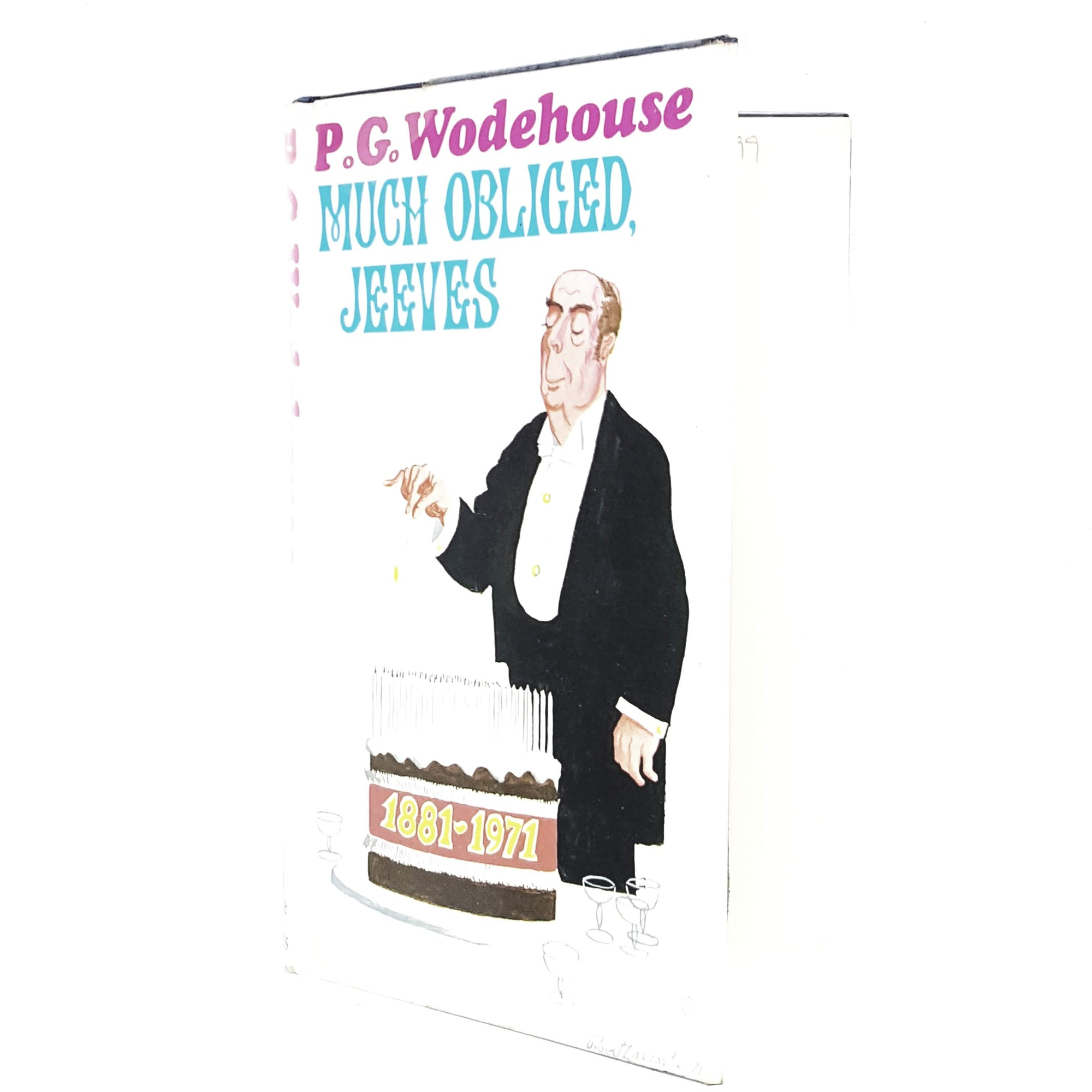 P. G. Wodehouse's Much Obliged, Jeeves 1971