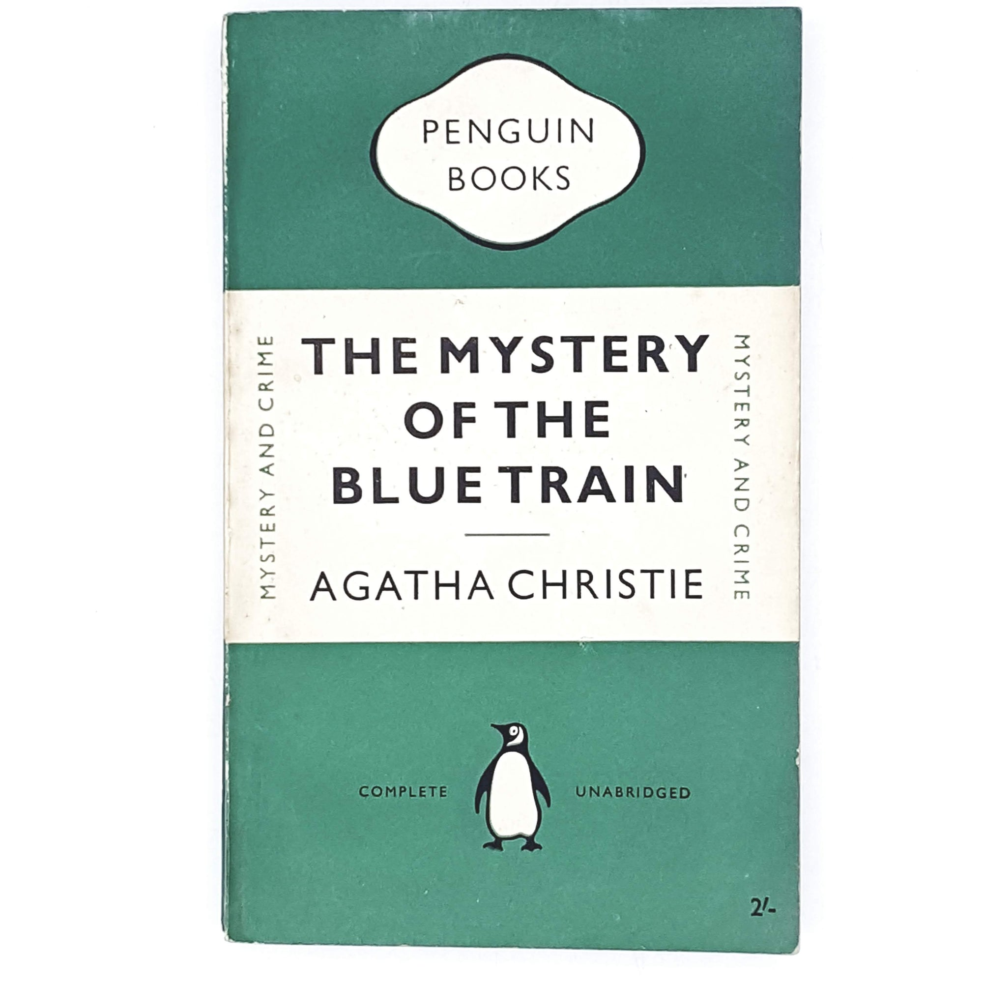 Agatha Christie's The Mystery of the Blue Train 1948 - 1951