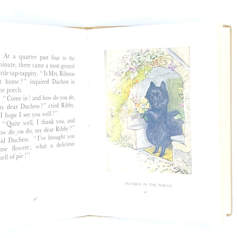 Beatrix Potter's The Tale of Peter Rabbit, blue cover
