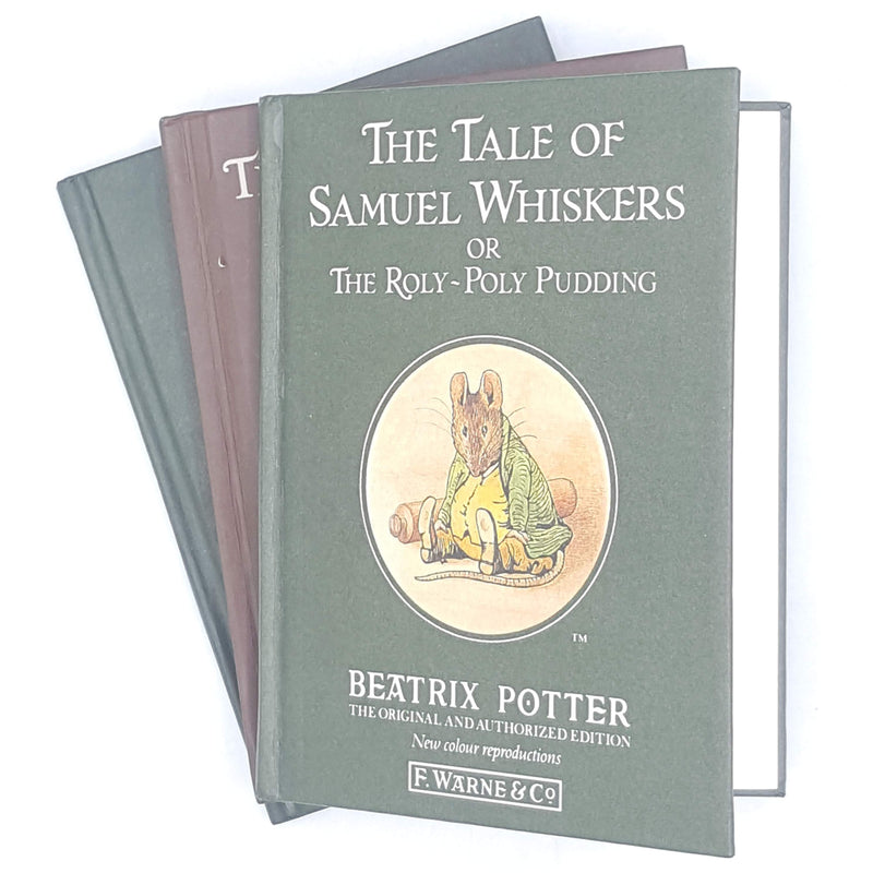 Collection Beatrix Potter illustrated set