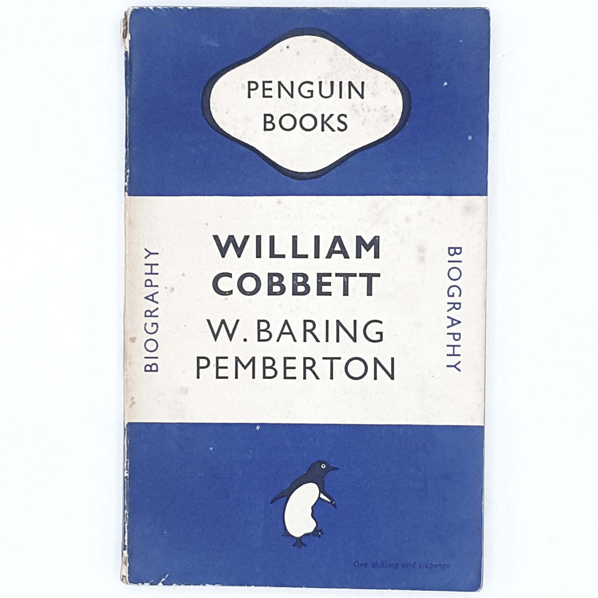 First Edition William Cobbett 1949