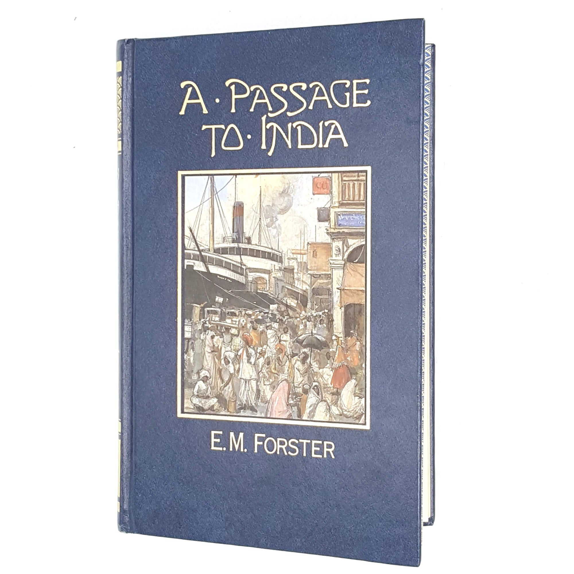 E. M. Forster's A Passage to India Marshall Cavendish Edition