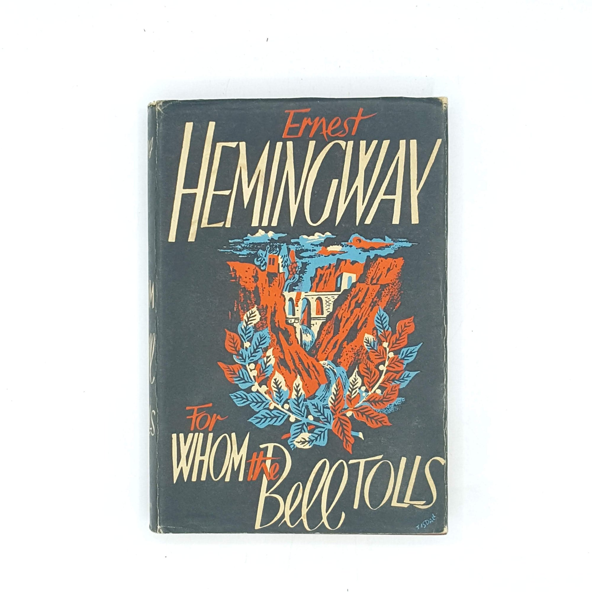 Ernest Hemingway's For Whom the Bell Tolls 1954