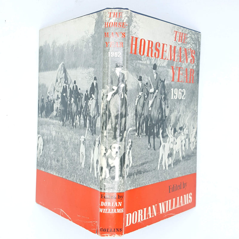 The Horseman's Year edited by Dorian Williams 1962